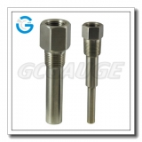 screw in solid machined threaded thermowells type