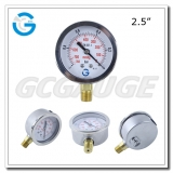 Stainless steel vacuum gauges manometros for pump