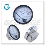 Piston differential pressure gauges / switches